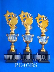 Jual Piala Kristal