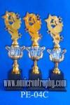 Jual Piala Kristal Murah