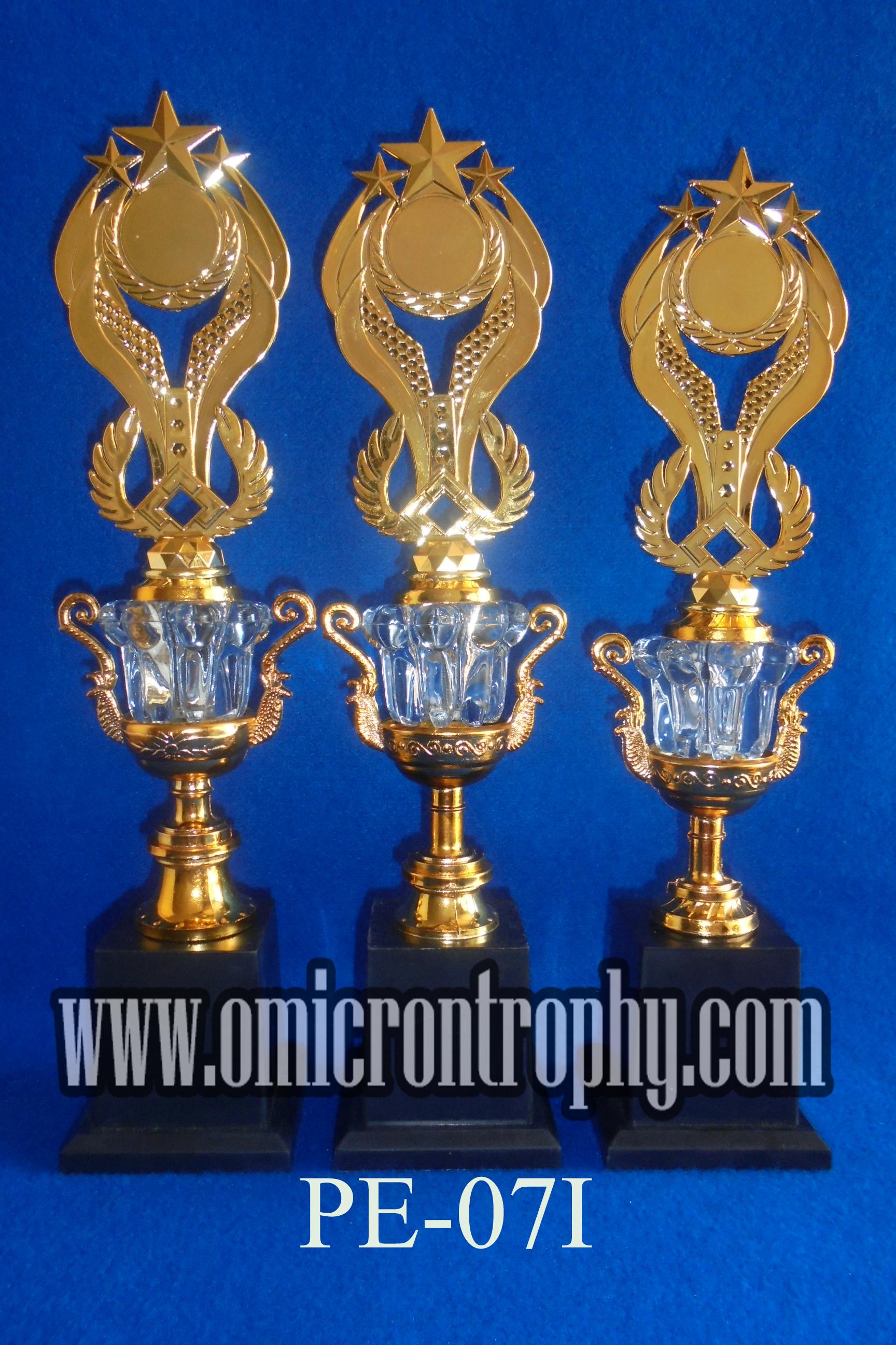 harga piala trophy omicron trophy