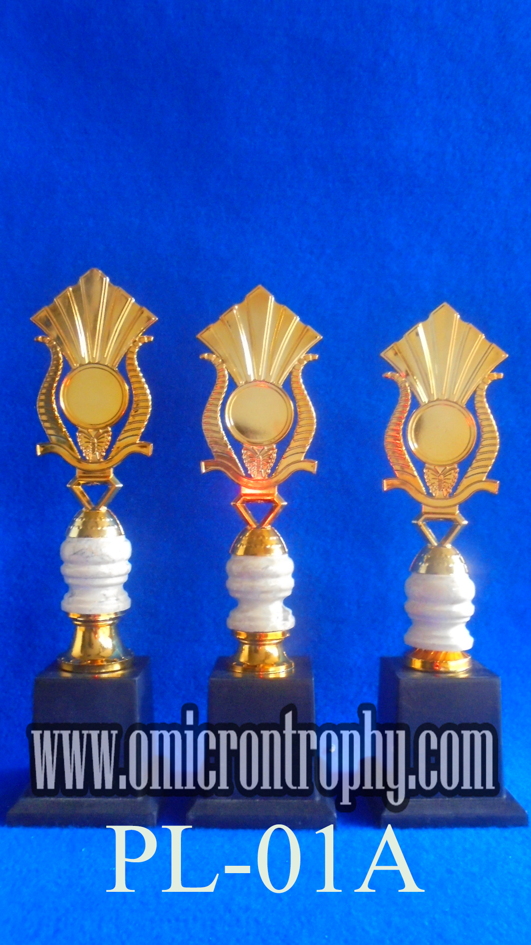 Agen Jual Piala Trophy Marmer Murah-PL-01A