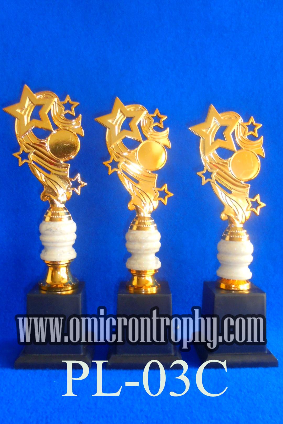 Agen Jual Piala Trophy Marmer Murah-PL-03C
