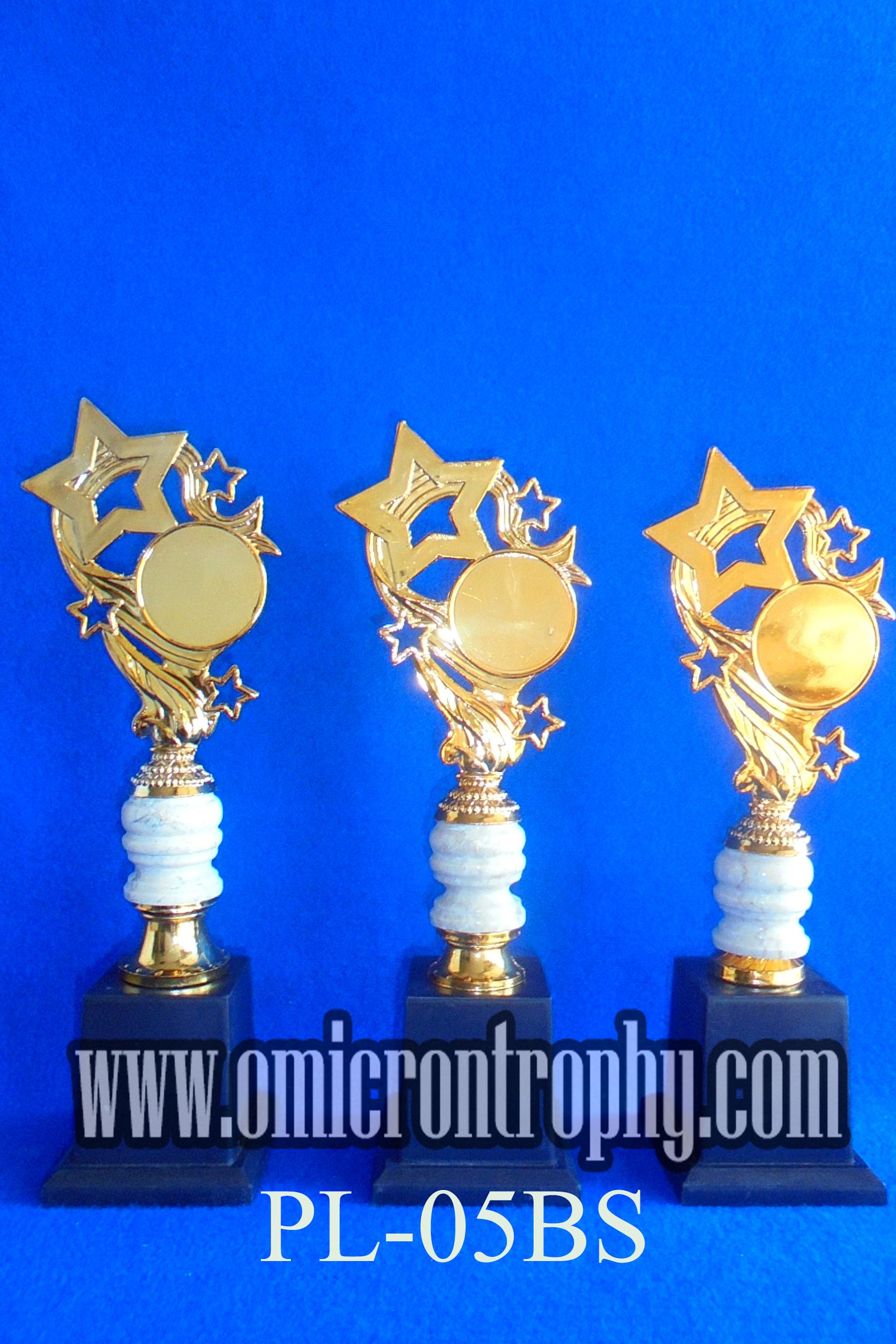 Agen Jual Piala Trophy Marmer Murah-PL-05BS