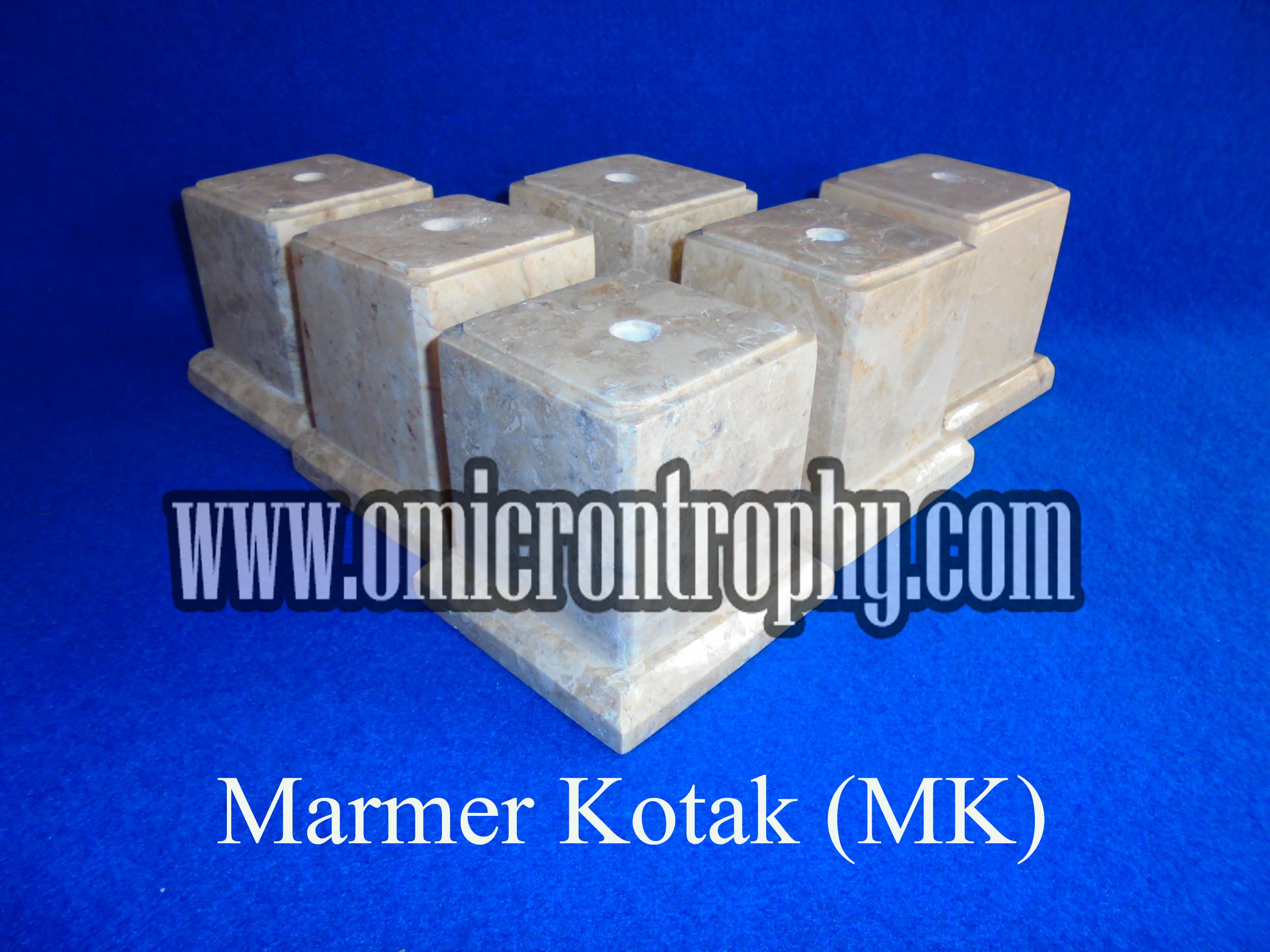 Jual Sparepart Piala Trophy Marmer Harga Murah