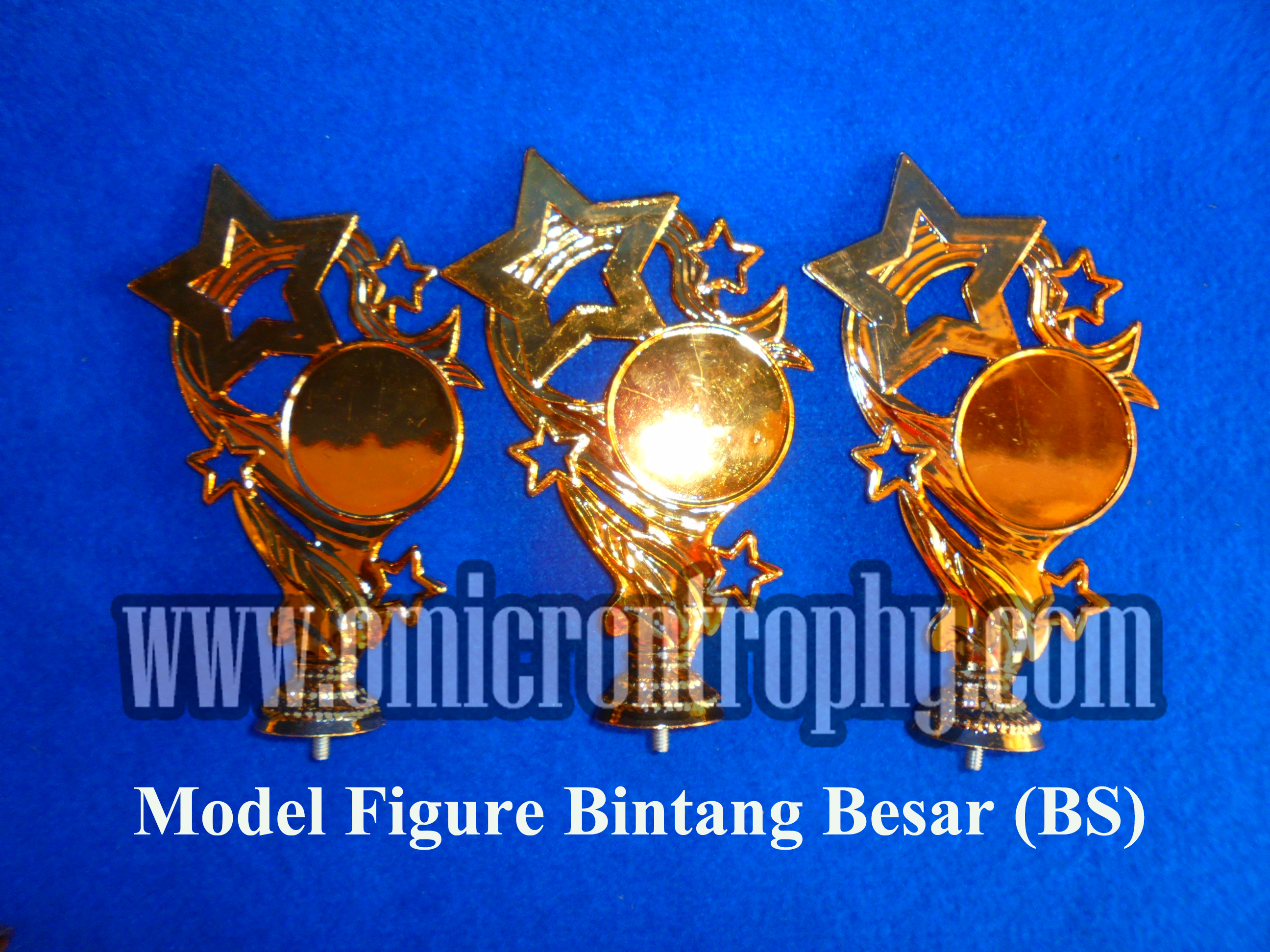 Jual Sparepart Piala Trophy Plastik
