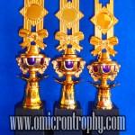 Produsen Trophy Plastik Untuk Kejuaraan