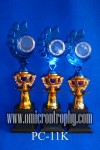 Produsen Trophy Plastik Siap Kirim Semarang