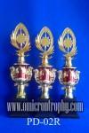 Sentral Produksi Trophy Plastik Siap Kirim Jakarta Bandung