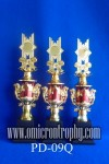 Produsen Piala Trophy Plastik Siap Kirim Bandung