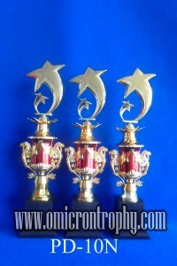 Produsen Piala Trophy Plastik Siap Kirim Semarang