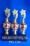 Produsen Piala Trophy Plastik Siap Kirim Surabaya