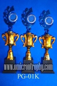 Jual Trophy Plastik Murah