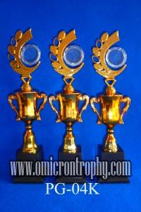Grosir Trophy Plastik Siap Kirim Jakarta Bandung