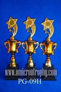 Agen Trophy Plastik Siap Kirim Semarang Surabaya