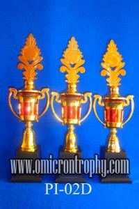 Daftar Harga Trophy Plastik