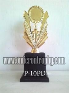 Jual Piala Kecil Satuan Harga Murah Tipe P-10PD