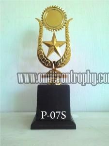 Jual Piala Kecil Satuan Harga Murah Tipe P-07S