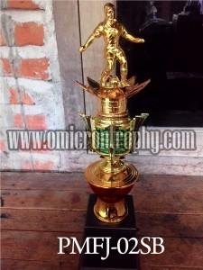 Jual Piala Pertandingan Futsal Sepak Bola Murah