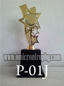 Jual Piala Kecil Satuan Harga Murah Tipe P-01J