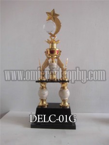 Jual Piala Marmer Kaki 2