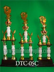 Jual Piala Trophy Kaki 2 Untuk Kejuaraan Bergilir