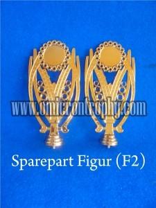 Agen Sparepart Bahan Piala Trophy – Figur F2