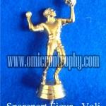 Pabrik Sparepart Trophy Piala Plastik - Figur Voli