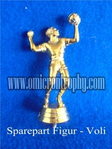 Pabrik Sparepart Trophy Piala Plastik – Figur Voli