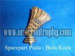 Agen Sparepart Bahan Piala Trophy – Figur Bola Kock