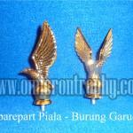 Jual Sparepart Bahan Piala Trophy Murah - Figur Elang