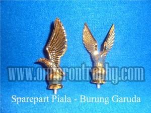 Jual Sparepart Bahan Piala Trophy  Murah – Figur Elang