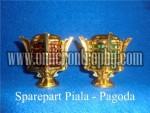 Grosir Bagian Piala Trophy Plastik  Murah – Pagoda