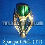 Agen Bahan Trophy Piala Marmer Murah - Sparepart Piala T1