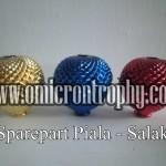 Grosir Sparepart Trophy Piala Marmer Murah - Salak