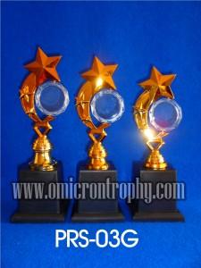Jual Piala Mini Kecil Murah Solo Tangerang, Jawa Tengah PRS-03G