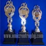 Jual Piala Silver Mini Kecil Murah Solo Tangerang, Jawa Tengah