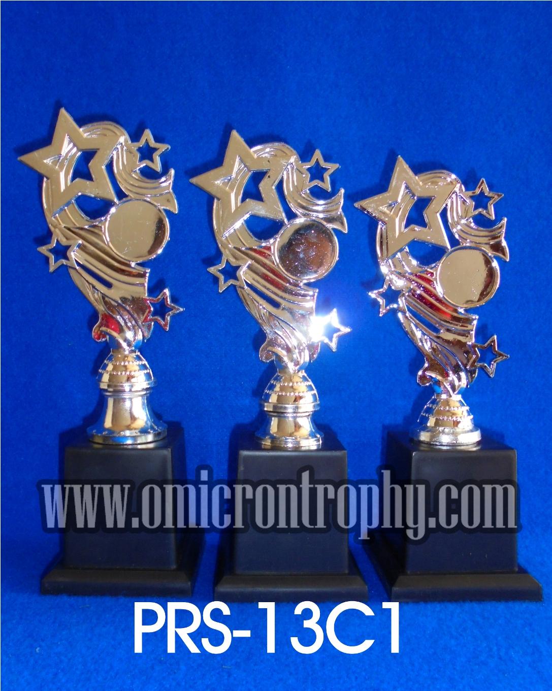 Jual Piala Trophy Silver Mini Kontes Anak-anak Di Medan