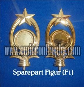 Pabrik Sparepart Trophy Piala Plastik – Sparepart Figur F1