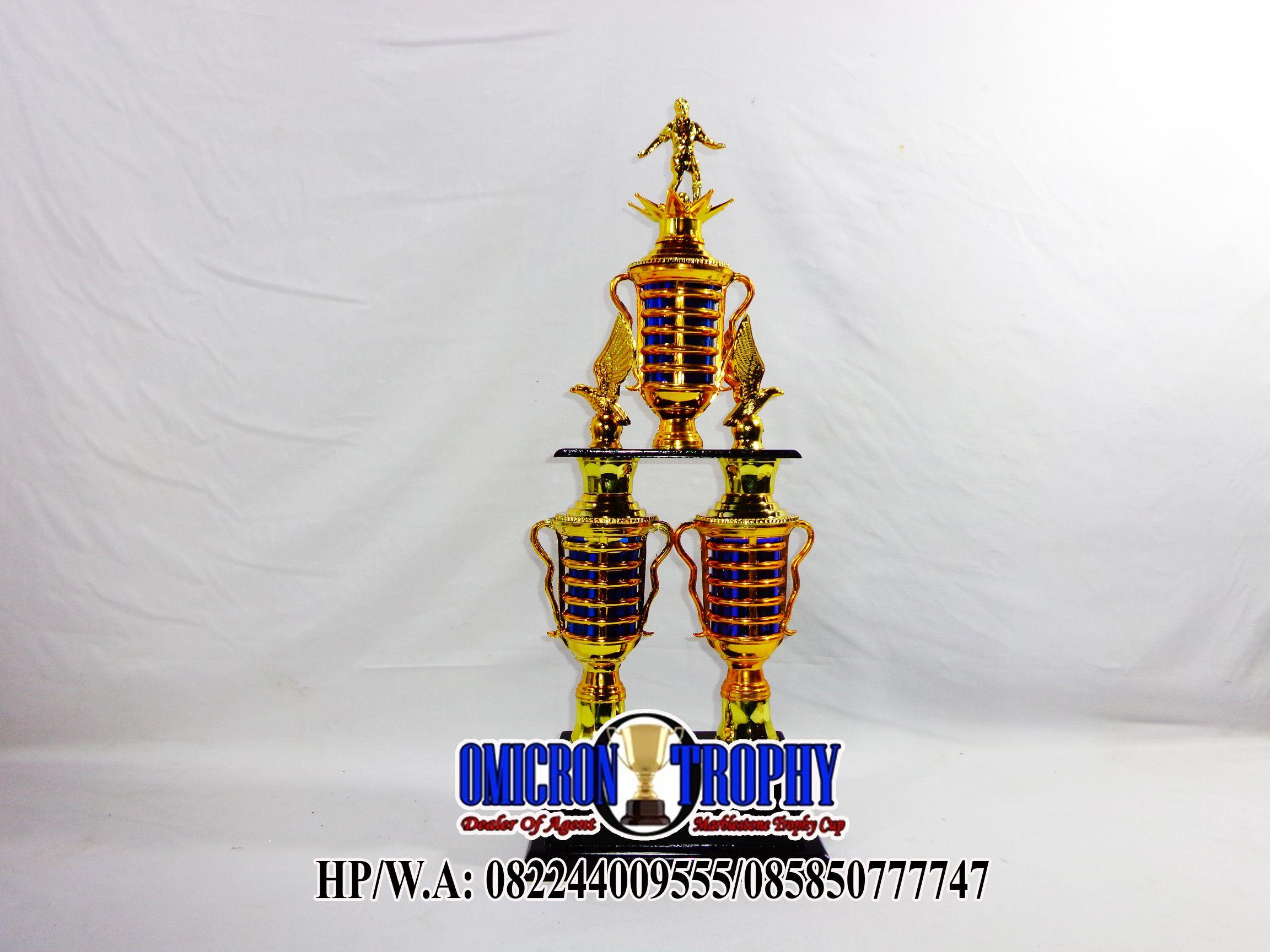 piala kaki dua omicron trophy